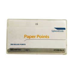 Paper Point Absorbent