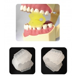 Silicone Mouth Prop Autoclavable (Adult)